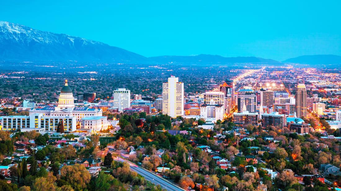 How 9 Salt Lake City Neighborhoods Got Their Names   Mental