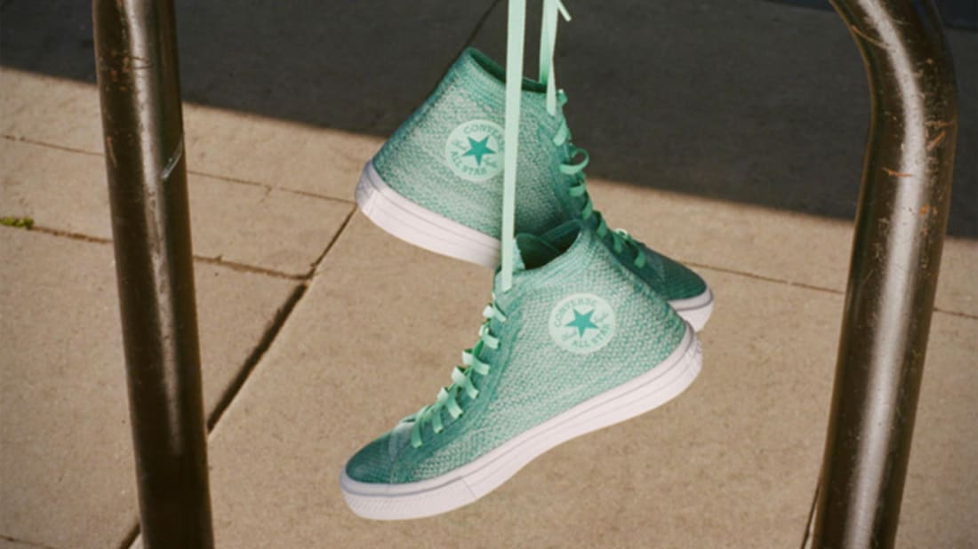 051edaeb6319 Nike and Converse Team Up to Give Chuck Taylors a Makeover