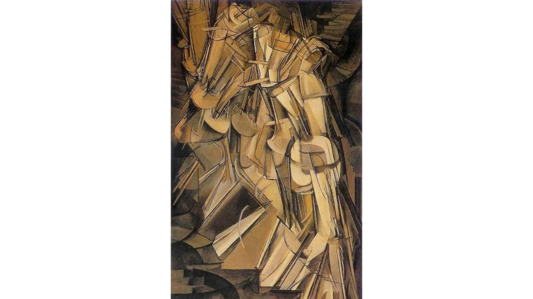 15 Scandalous Facts About Duchamp's 'Nude Descending a Staircase, No