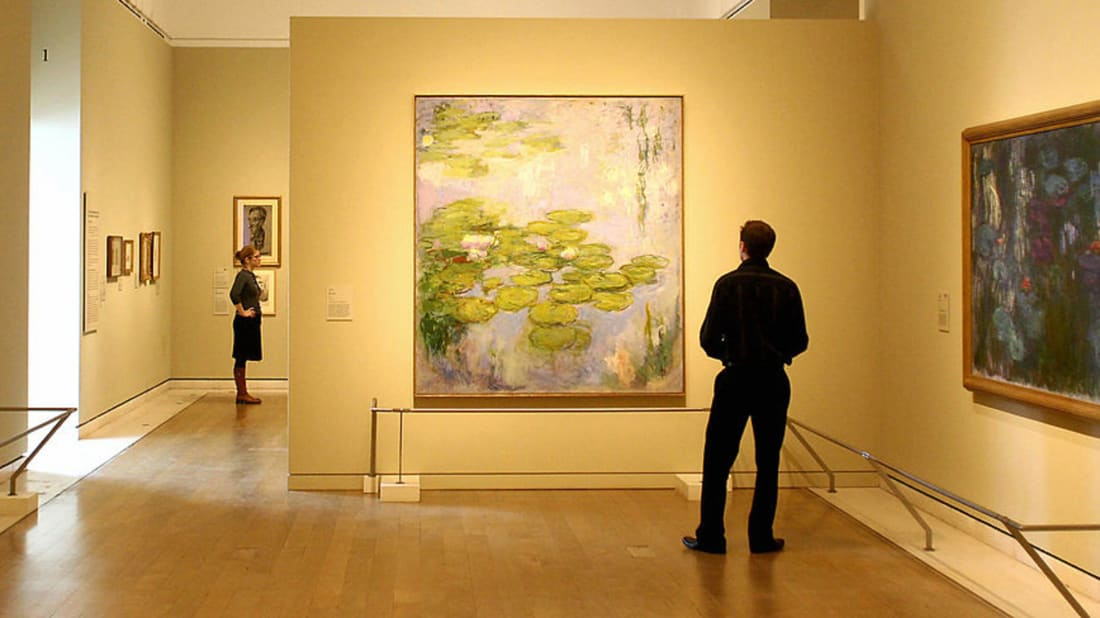 15 Things You Might Not Know About Monet S Water Lilies