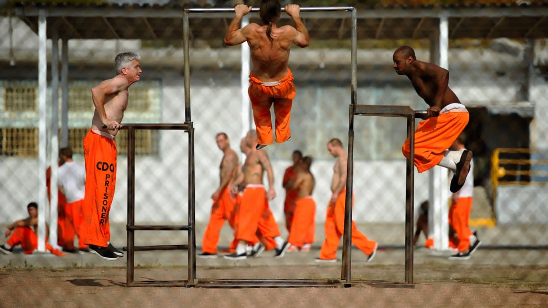 50 Prison Slang Words To Make You Sound Like a Tough Guy | Mental Floss
