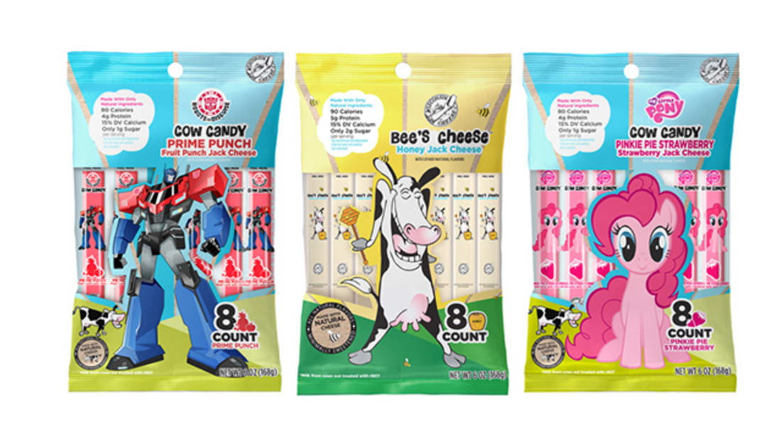 Candy Flavored String Cheese Exists Why Your Guess Is As Good As