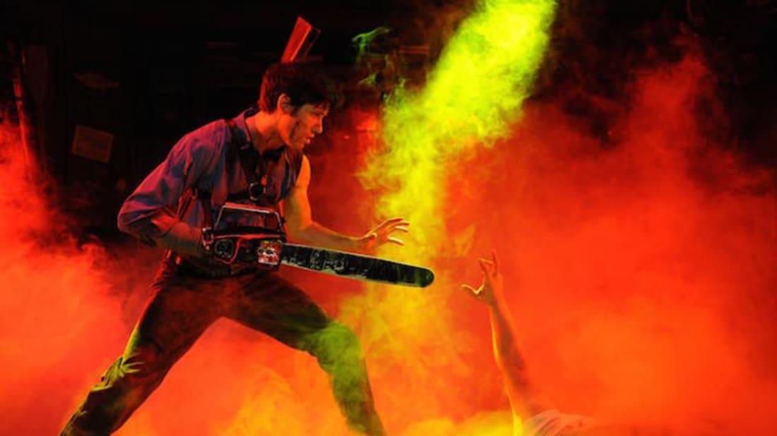 Evil Dead The Musical/Facebook