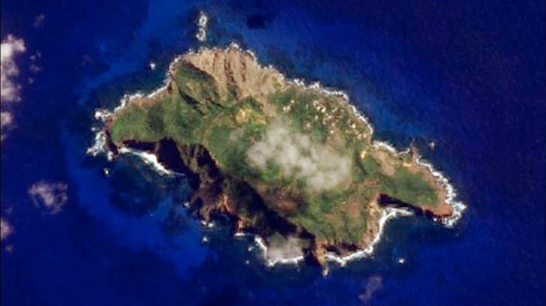 Pitcairn Island. Image credit:Wikimedia Commons // Public Domain