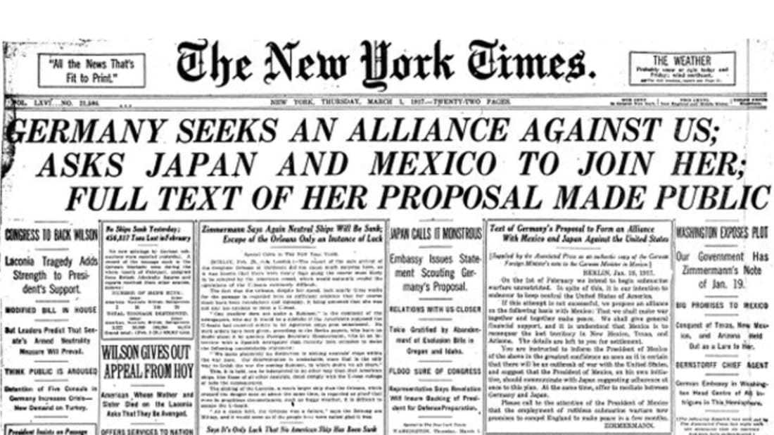 New York Times via New York Times OTD