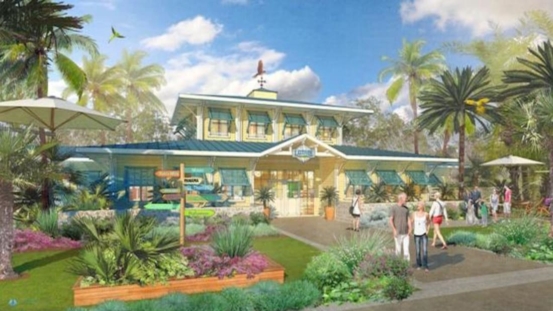 A Margaritaville-Themed Retirement Community is Coming to