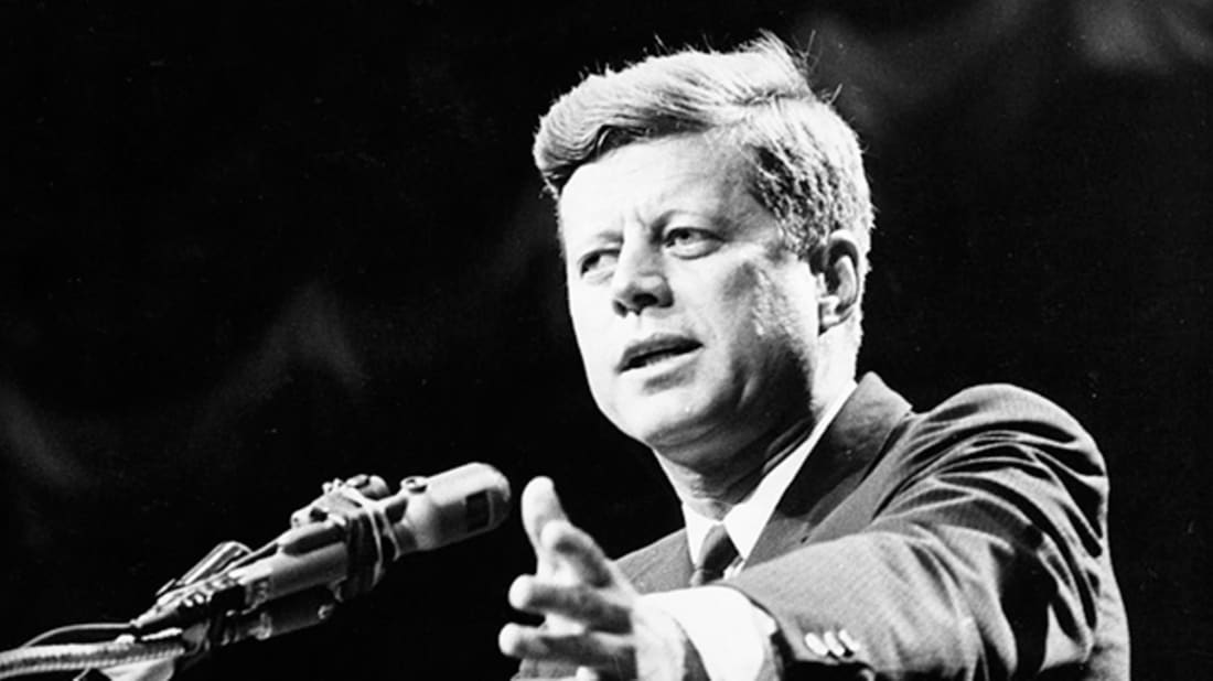Listen to 10 Famous Presidential Speeches From History