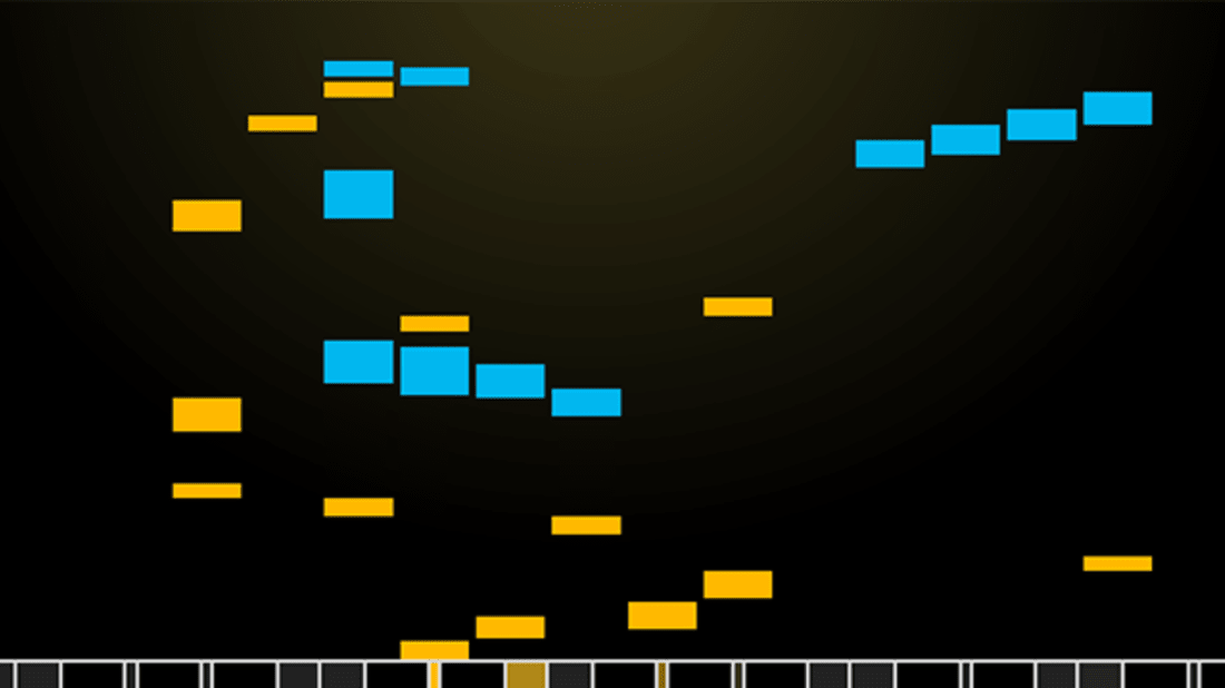 Screenshot via Piano Duet
