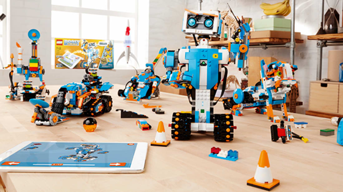You Can Teach Your LEGO Robot How to Do Anything, Including
