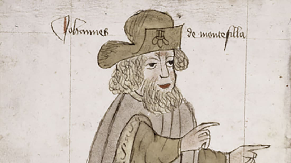 """Travels"" by John Mandeville,1459 via Wikimedia // Public Domain"