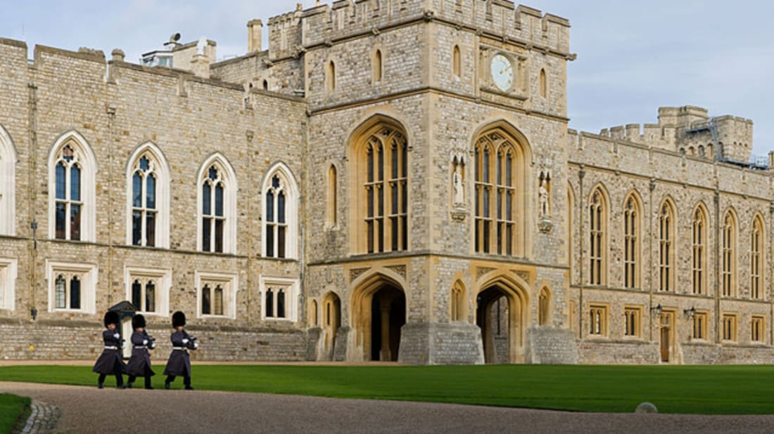 Windsor Castle. Image credit: Diliff viaWikimediaCommons// CC BY 3.0