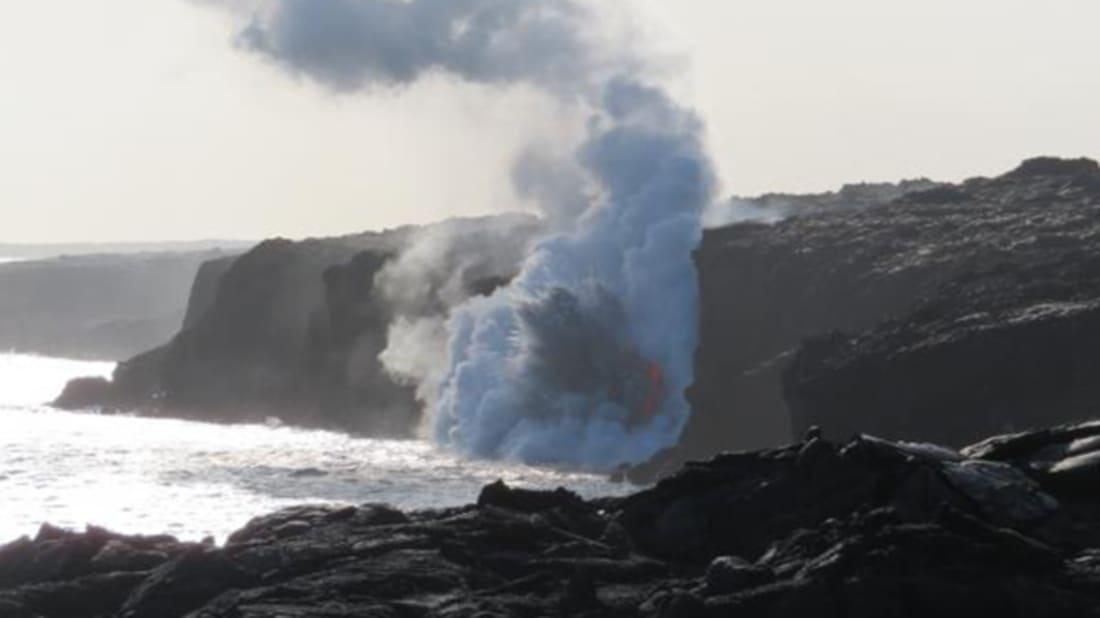 USGS // Hawaiian Volcano Observatory