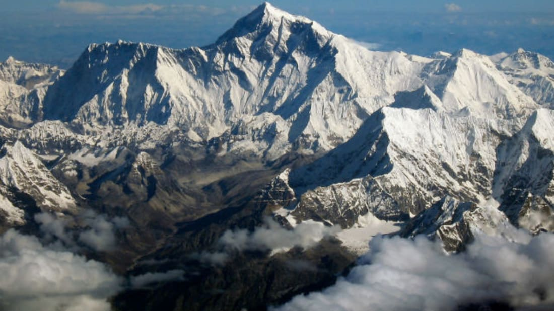 3 Mountains Taller Than Everest | Mental Floss