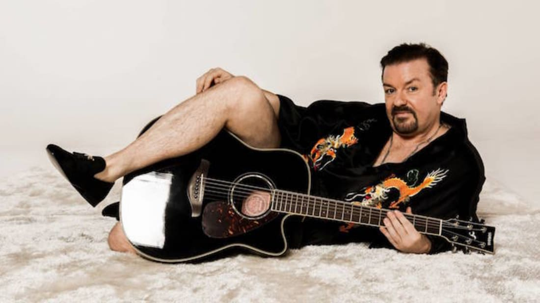 David Brent: Life on the Road/Facebook