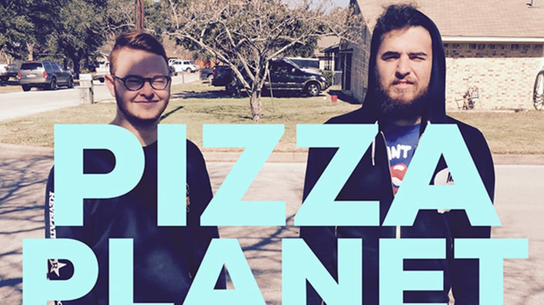 Josh Willis // Pizza Planet