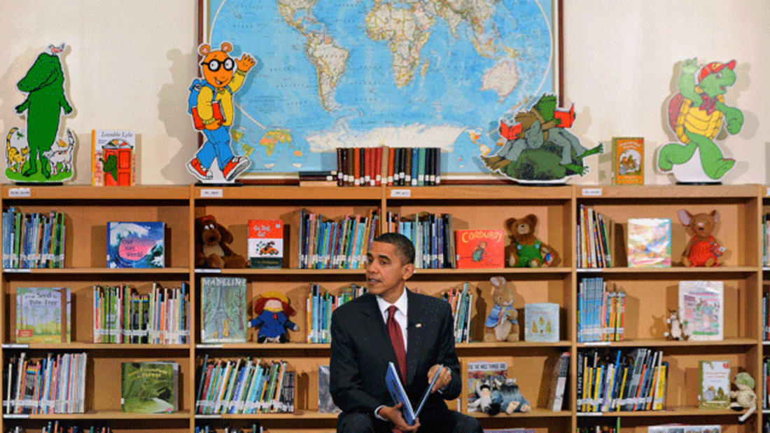 86 Books Barack Obama Recommended During His Presidency