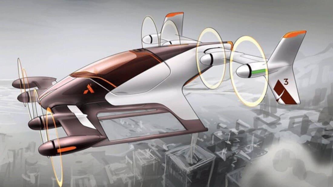 Vahana/Airbus