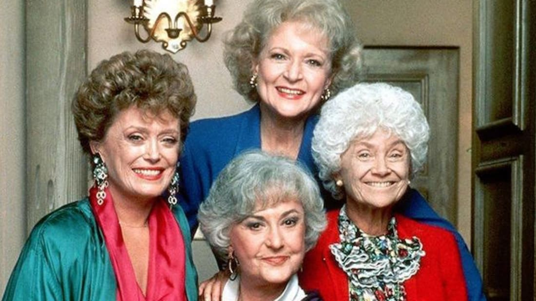 The Golden Girls/Facebook