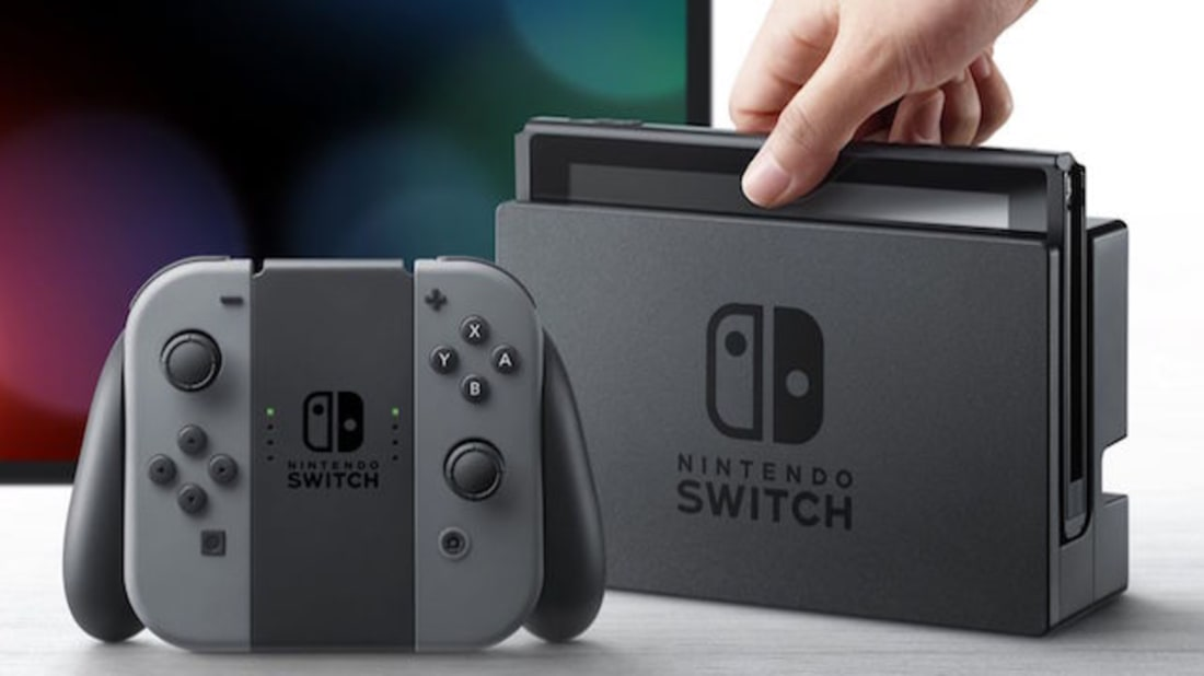 Nintendo Switch/Facebook