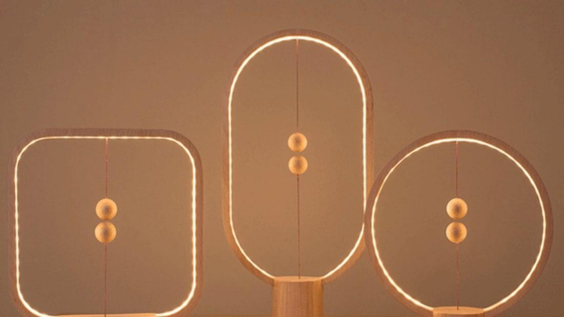 Heng Balance Lamp /Kickstarter