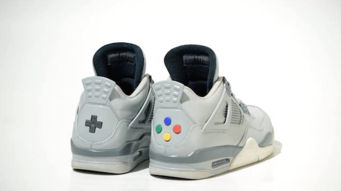 Yes, These Super Nintendo Sneakers Are Real