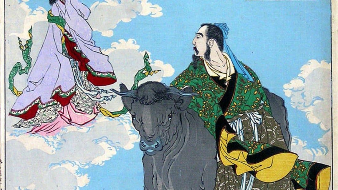Tsukioka Yoshitoshi via Wikimedia Commons // Public Domain