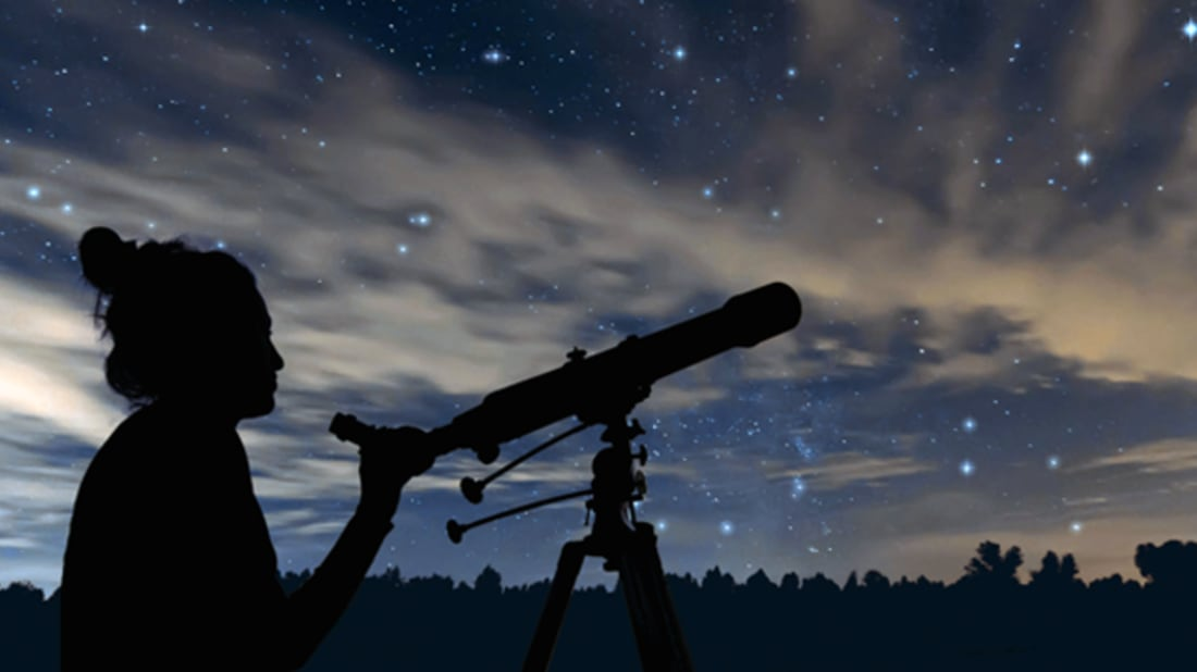 You pictures of amateur astronomers valuable