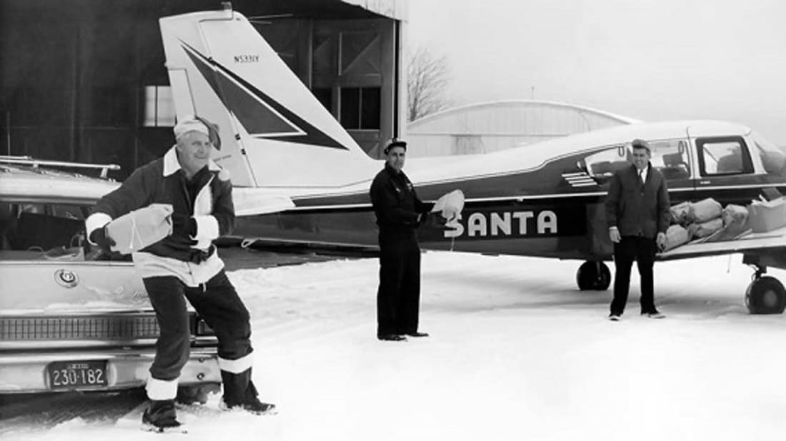 Friends of Flying Santa