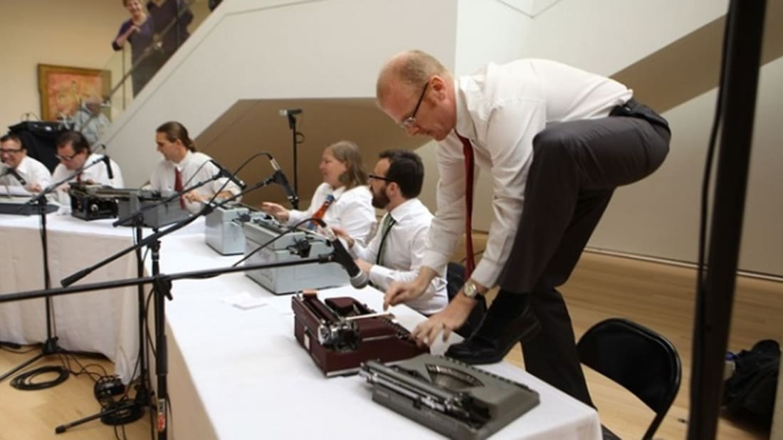 Boston Typewriter Orchestra