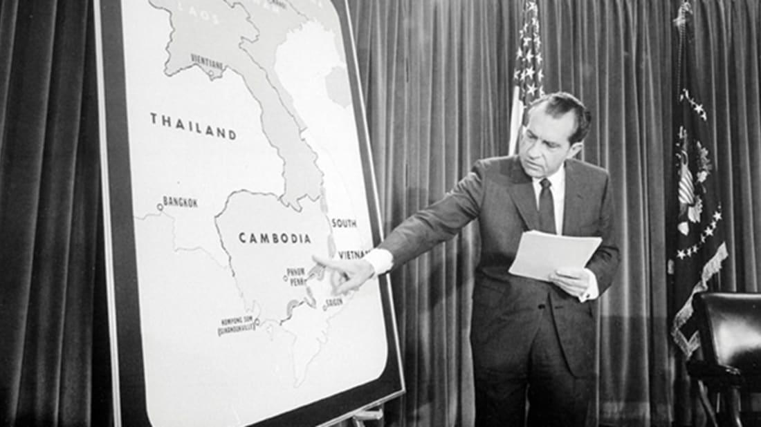 President Nixon, 1970