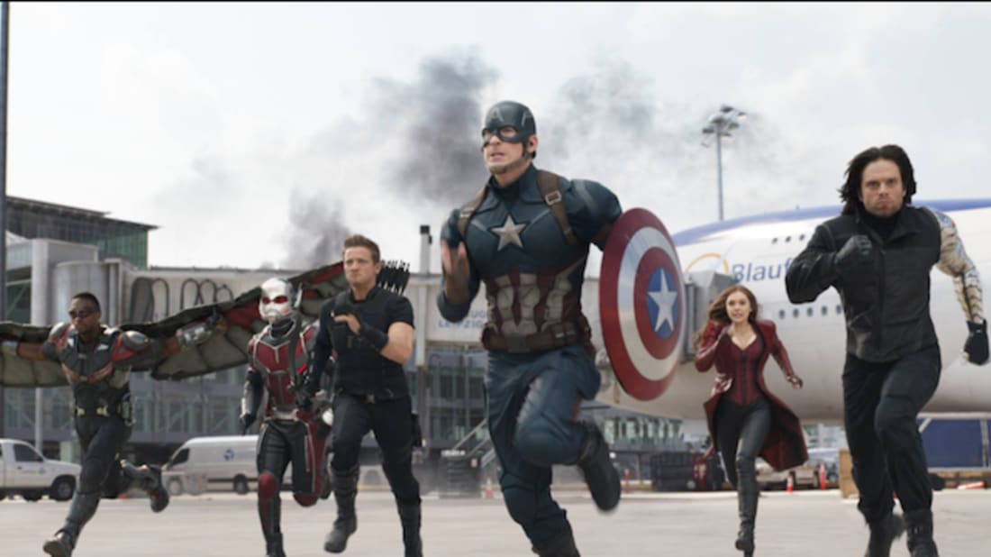 Marvel/Facebook
