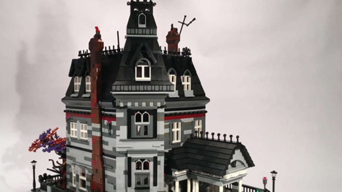 Hugh Scandrett/LEGO Ideas