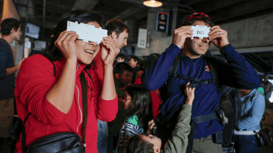 Foldscope via Kickstarter