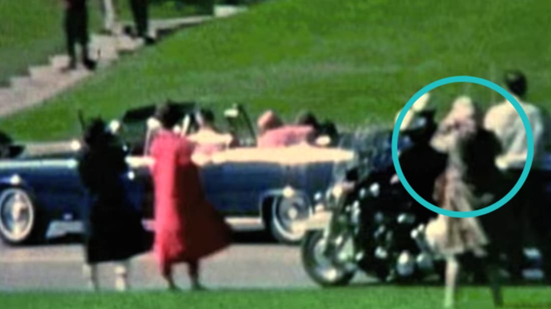 Who Was the Mysterious Babushka Lady at JFK's Assassination