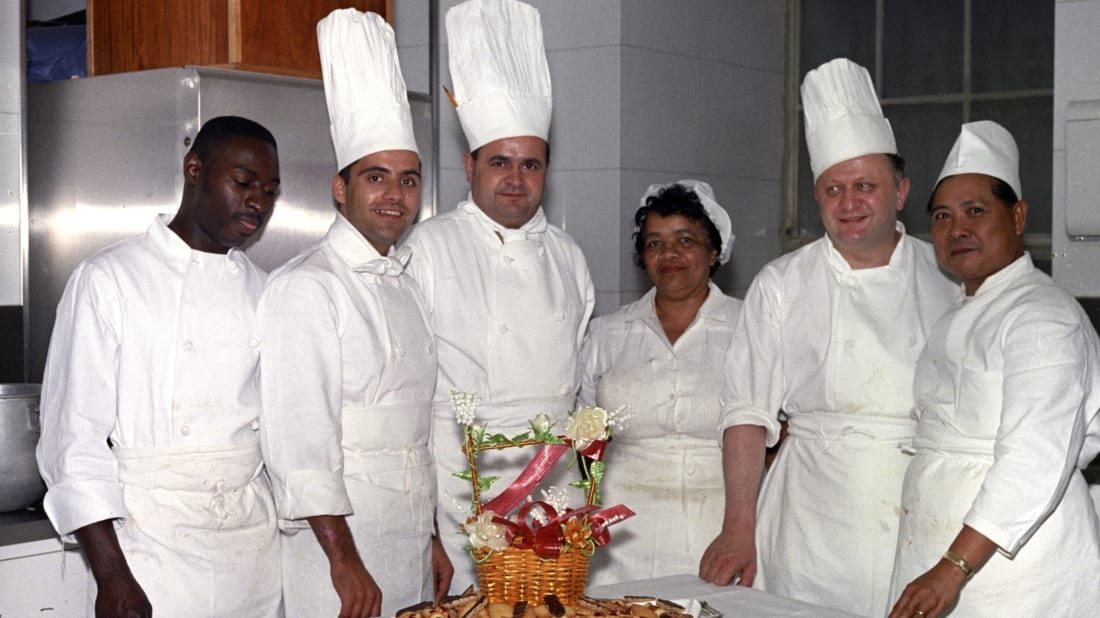 The Delicious History of the White House Executive Chef