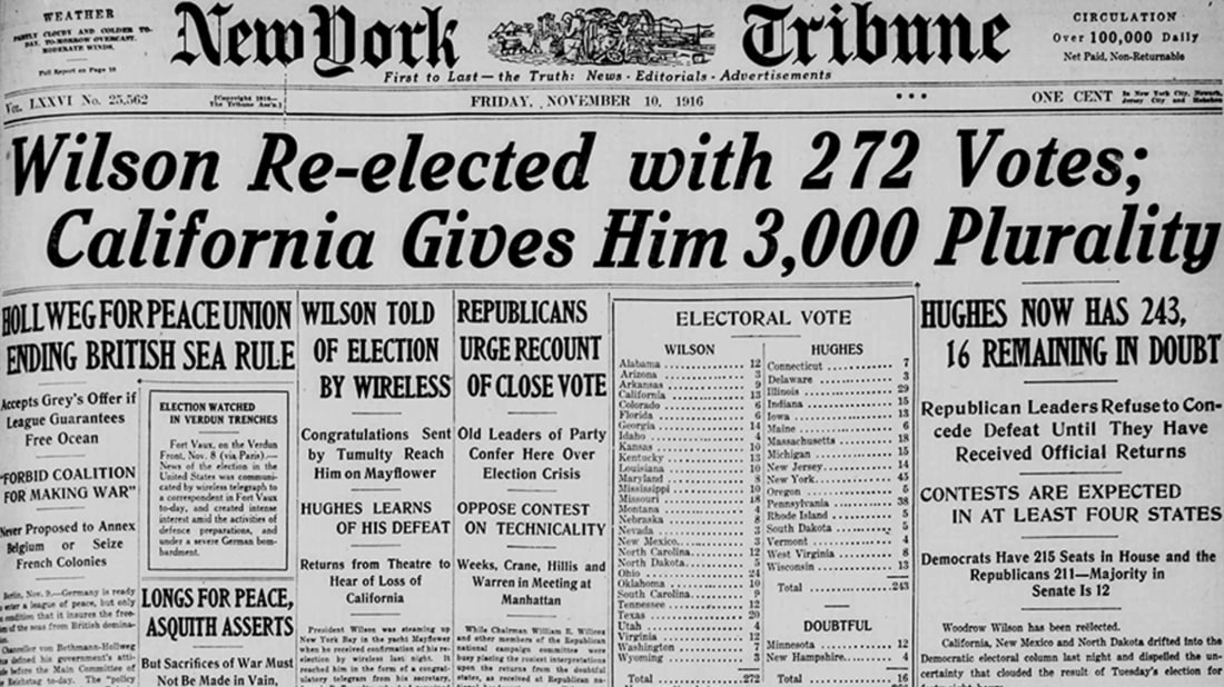 New York Tribune via Chronicling America