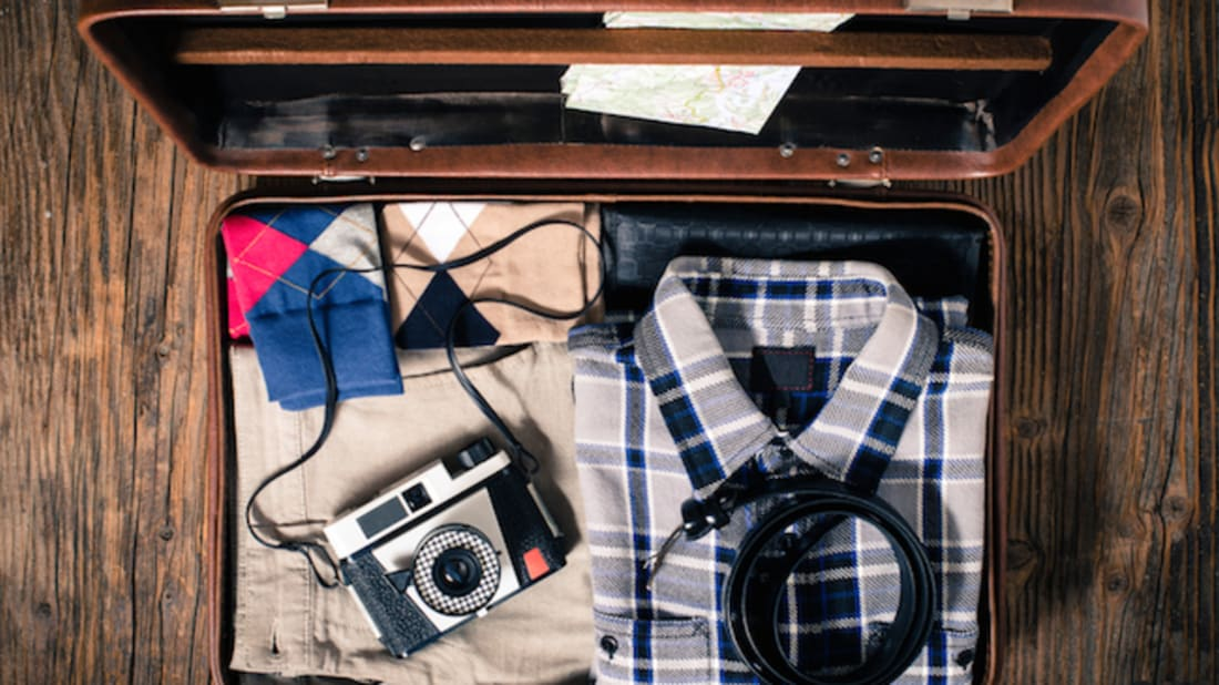 5 Simple Rules of Thumb for Packing Light