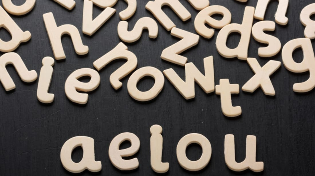 8 Things You Might Not Know About Vowels | Mental Floss