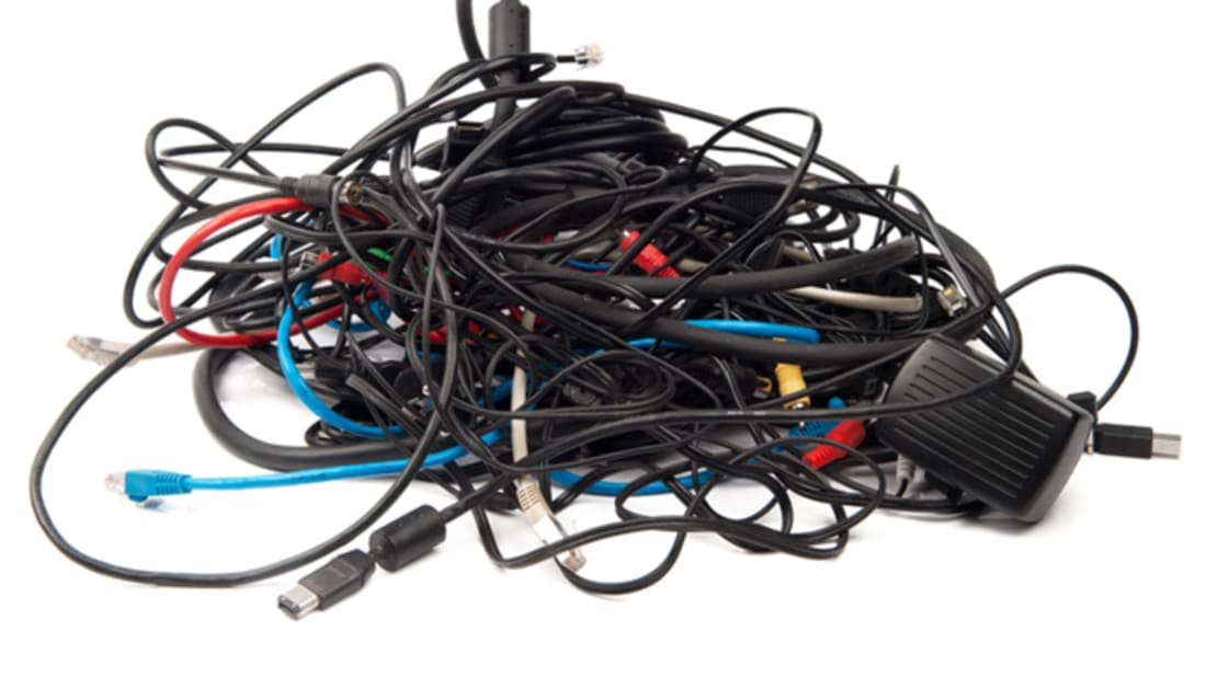 How To Keep Your Cords Wred So They Never Tangle Mental