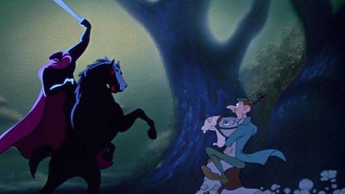 11 Hair-Raising Facts About Disney's 'The Legend of Sleepy