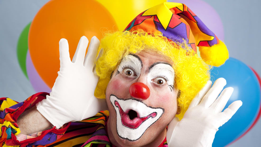 7 Things You Didn't Know About Clowns | Mental Floss