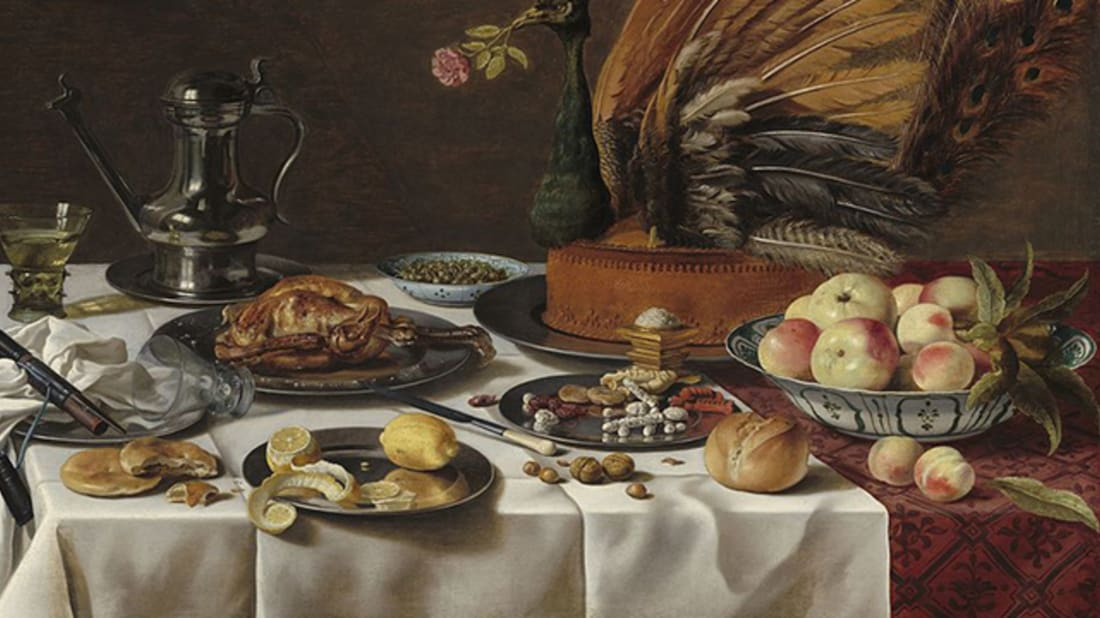 Pieter Claesz via Wikimedia Commons // Public domain