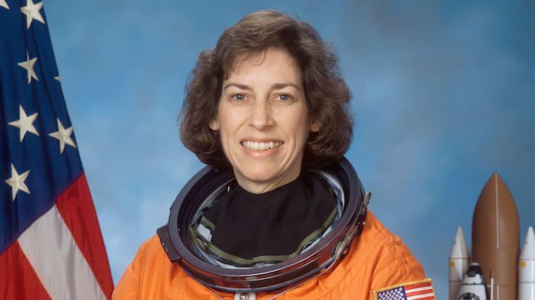 Ellen Ochoa, Wikimedia Commons // Public Domain