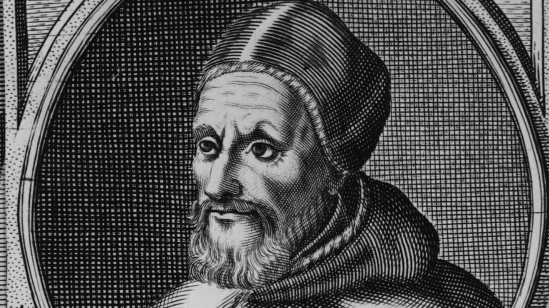 Pope Urban VII, Getty Images