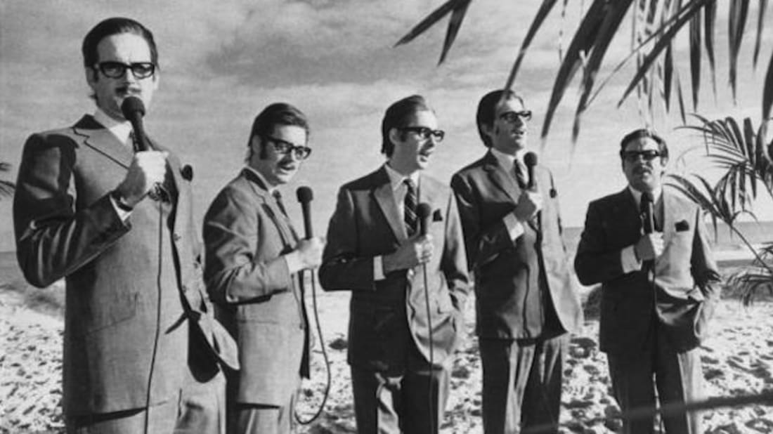 14 Facts About Monty Python's Flying Circus