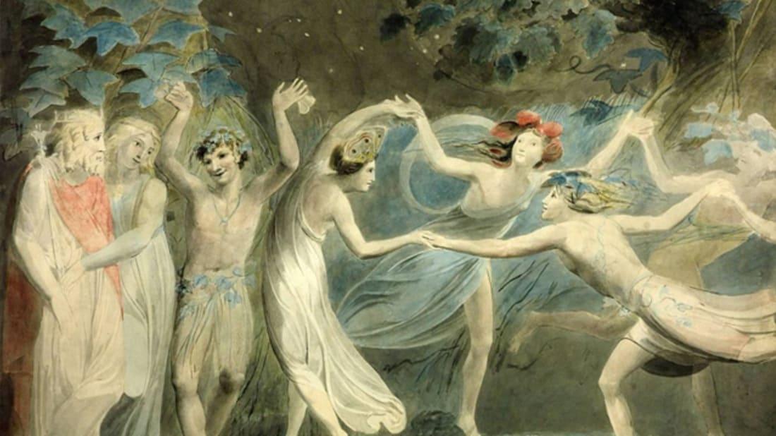 William Blake, Wikimedia Commons // Public Domain