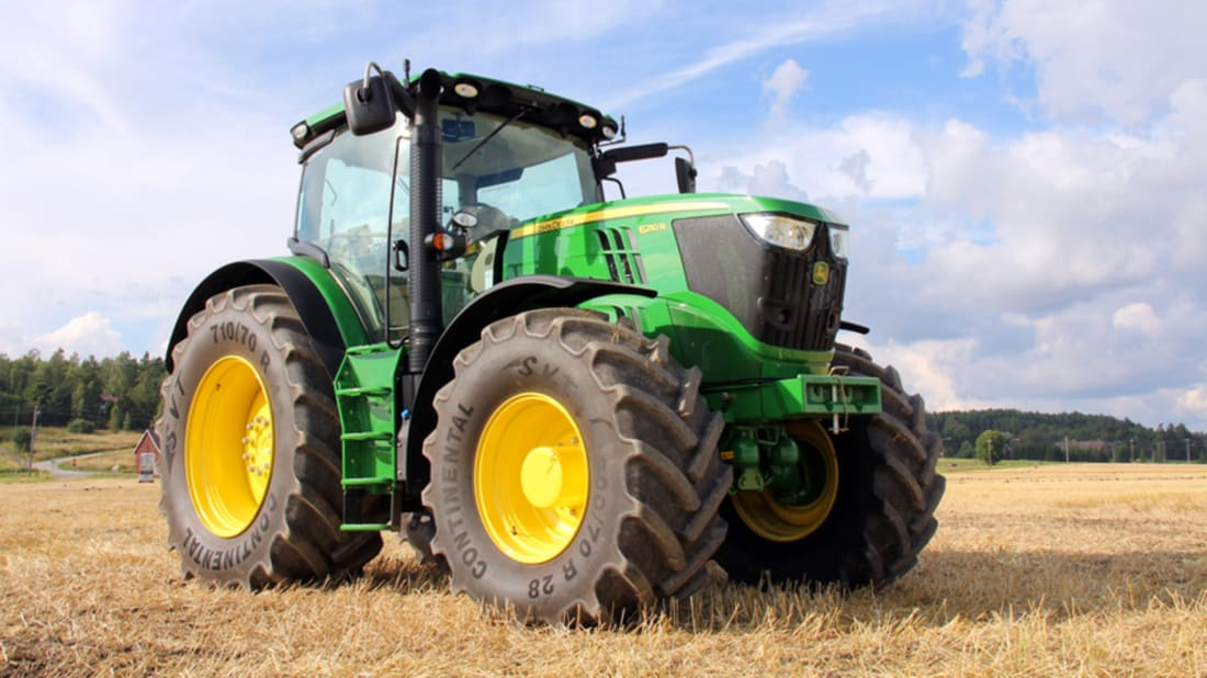 13 Freshly Cut Facts About John Deere | Mental Floss