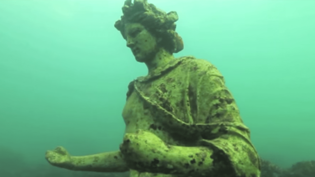9 Amazing Statues You Can Only See Underwater | Mental Floss