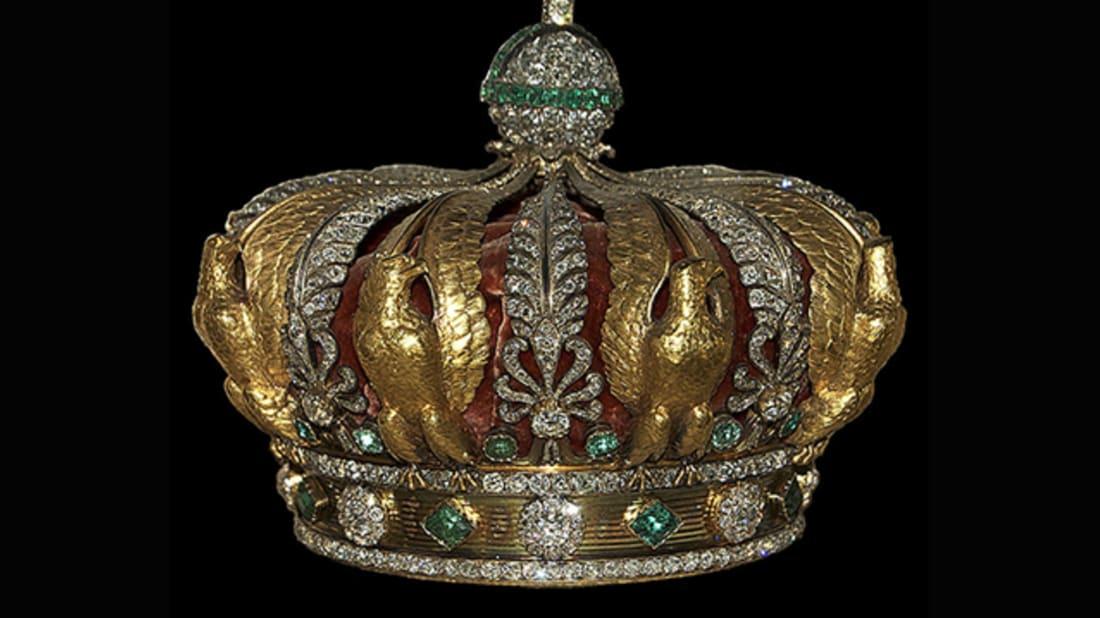 Crown Jewels Of Europe