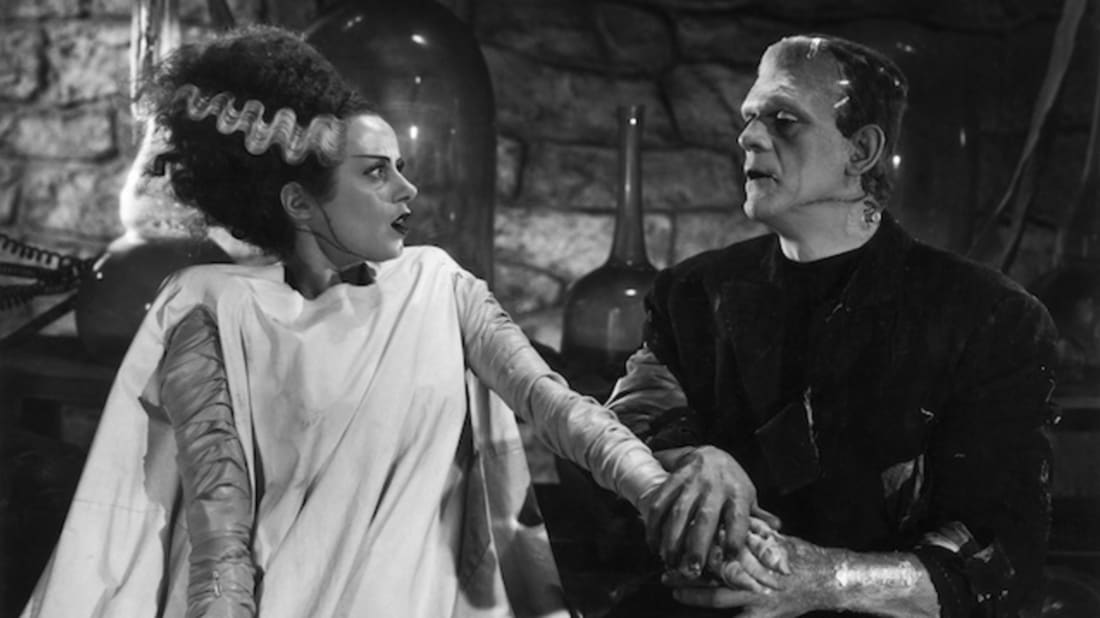 14 Reanimated Facts About 'The Bride Of Frankenstein